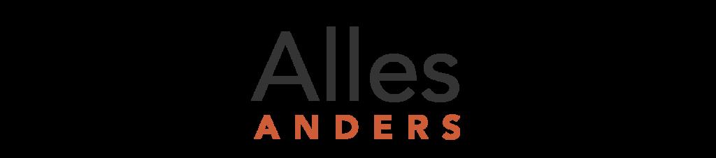Logodesign Alles Anders 1