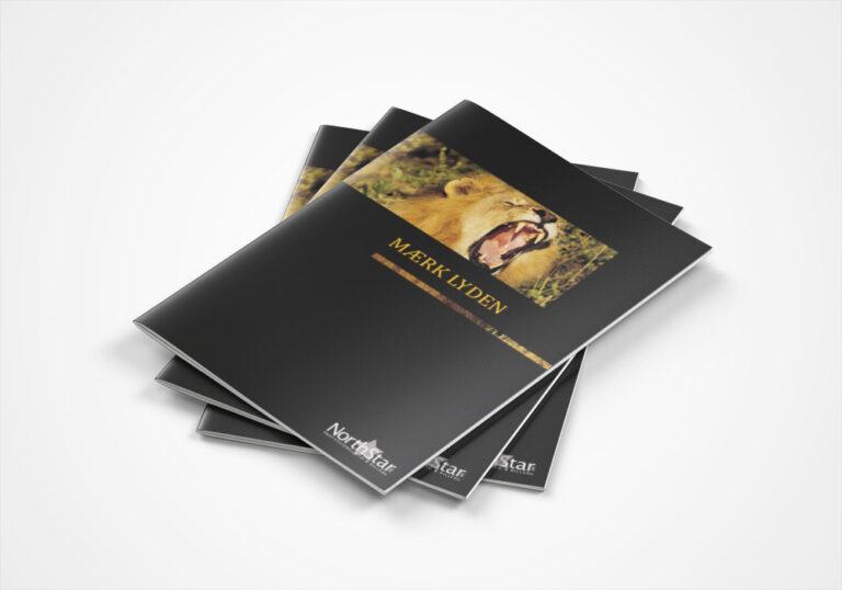 Brochure Alles Anders grafisk design og tekstarbejde